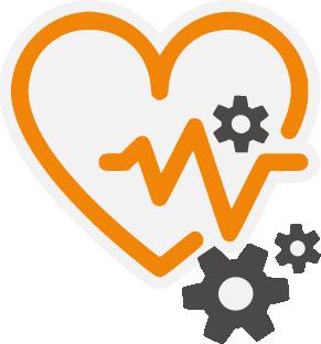 Medizintechnik Icon
